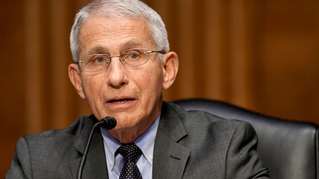 Fauci highlights progress fighting COVID but warns of future surges