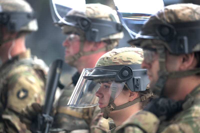 Governor Tim Walz calls in National Guard to protect State Capitol