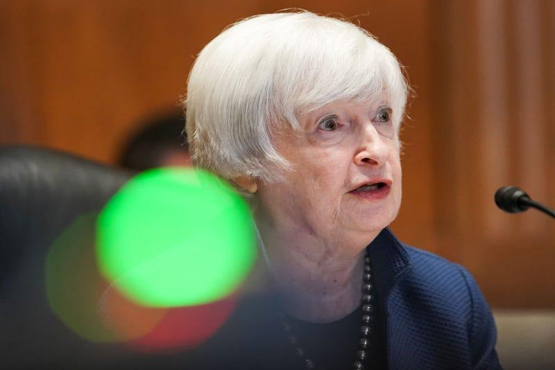 U.S. Treasury Secretary Janet Yellen on June 23, 2021.