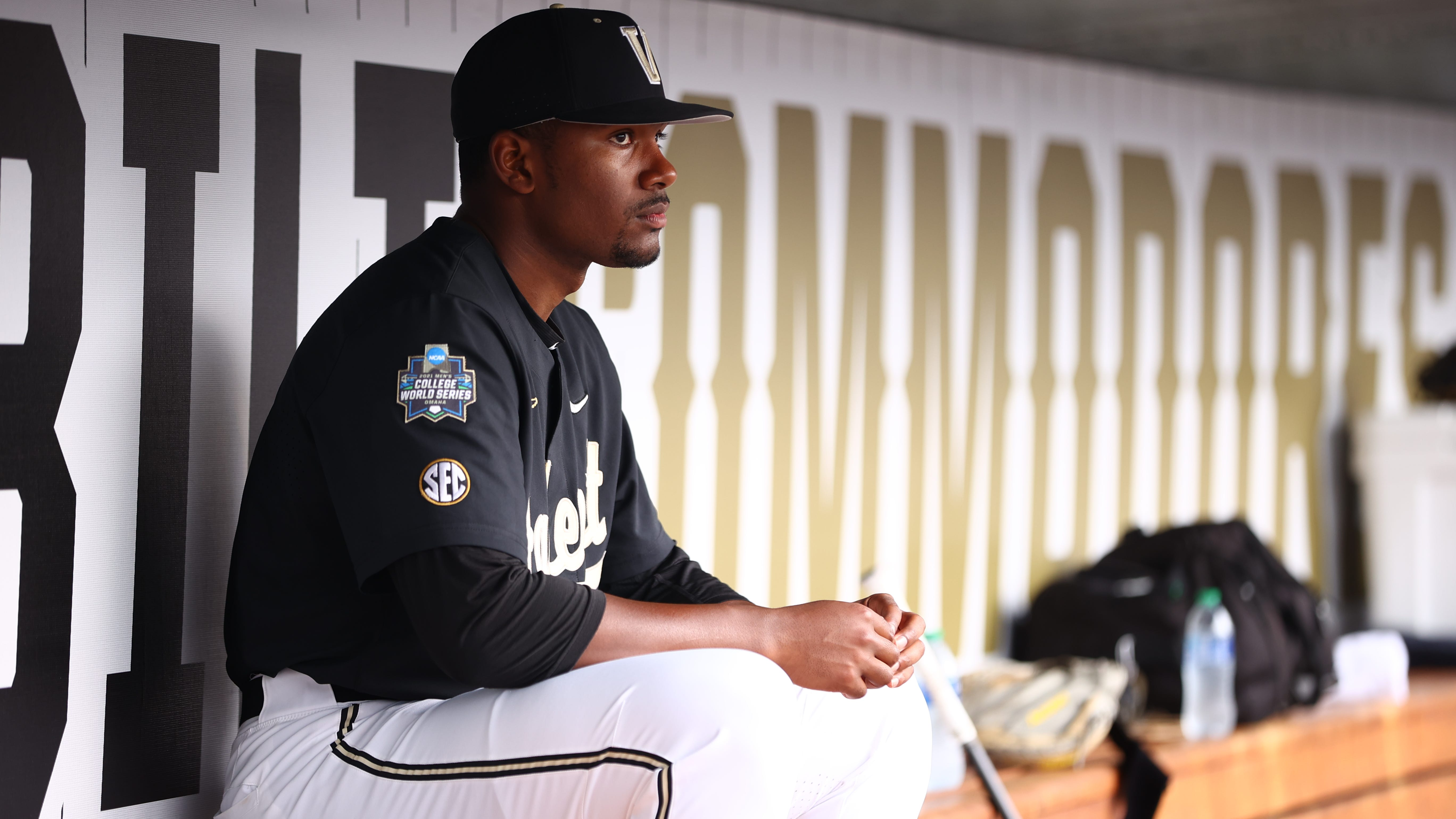 Elbow issue reportedly holding up Mets' deal with 1st-round pick Kumar Rocker