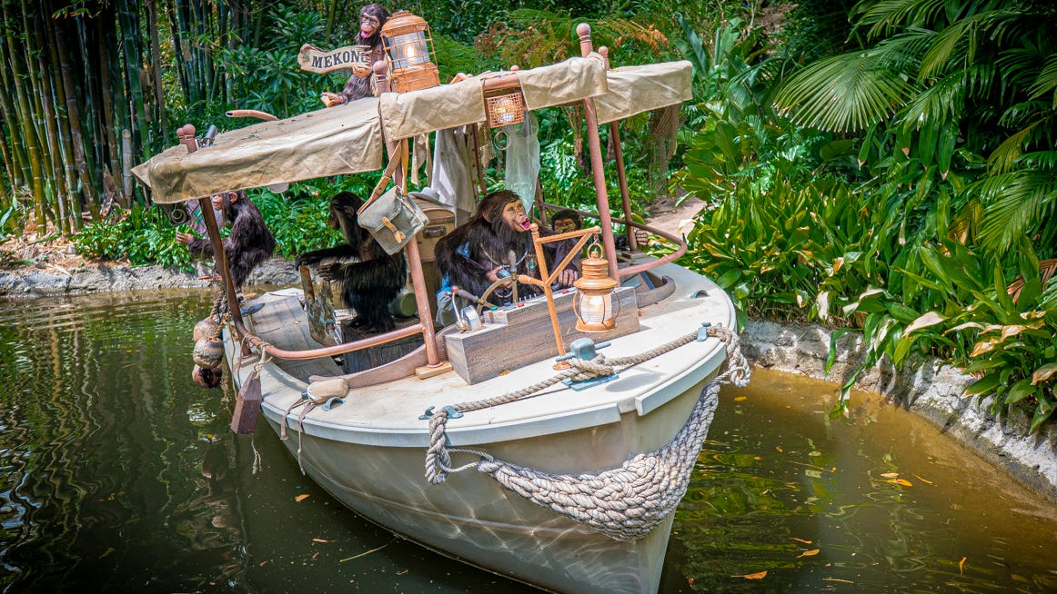 Disneyland unveils updated Jungle Cruise attraction that promotes racial inclusivity