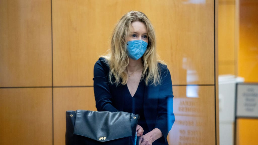 Second day of Holmes trial paints detailed financial picture ofTheranos