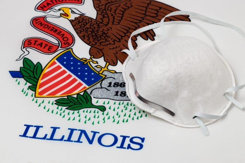 Face masks in Illinois