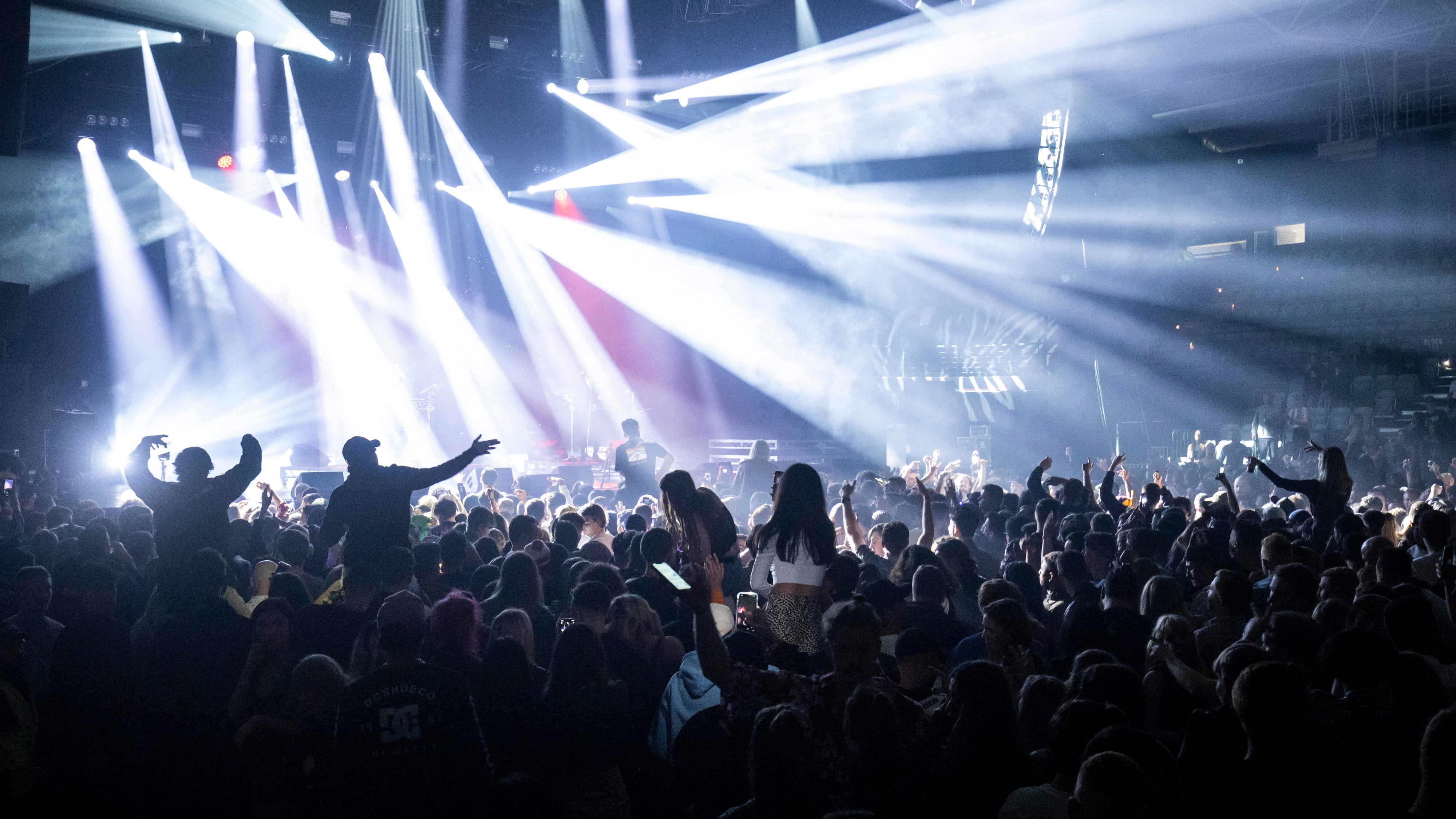 AEG Presents will require proof of COVID-19 vaccination for all upcoming concerts