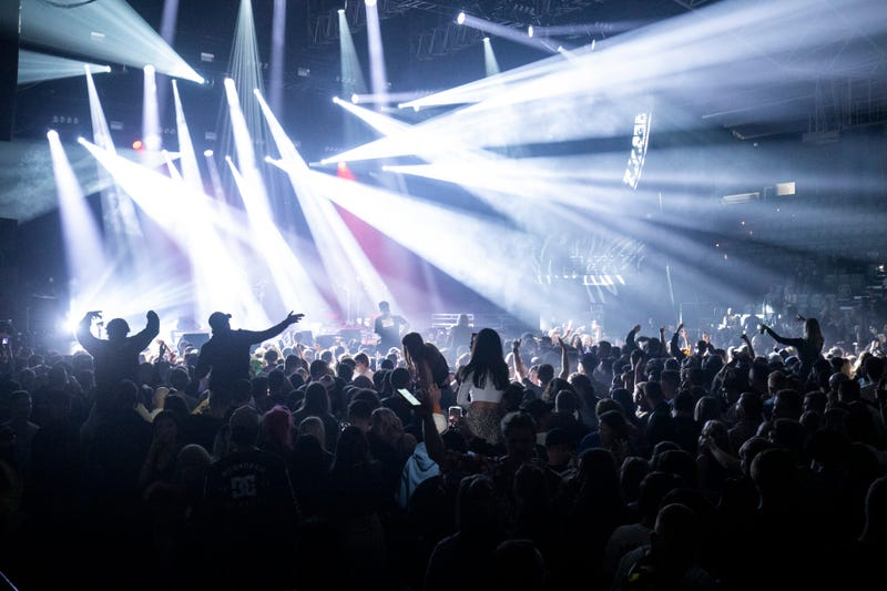 AEG will require proof of COVID-19 vaccination for all upcoming concerts