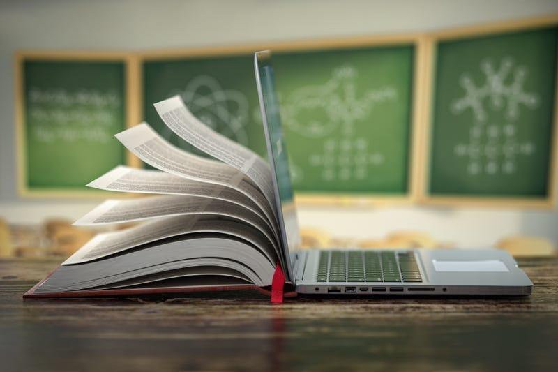 E-learning online education