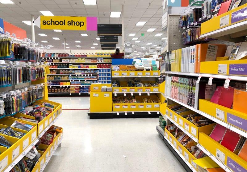 Back 2 School Supply Drive on Sat. Aug. 7