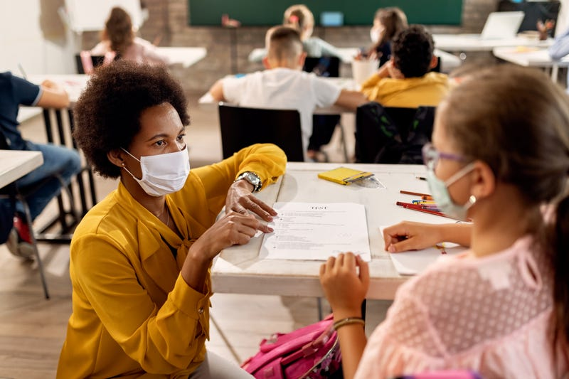 In-person learning amid COVID-19 pandemic