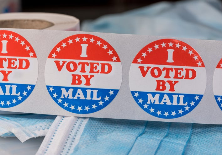 Canton man pleads in voter fraud case