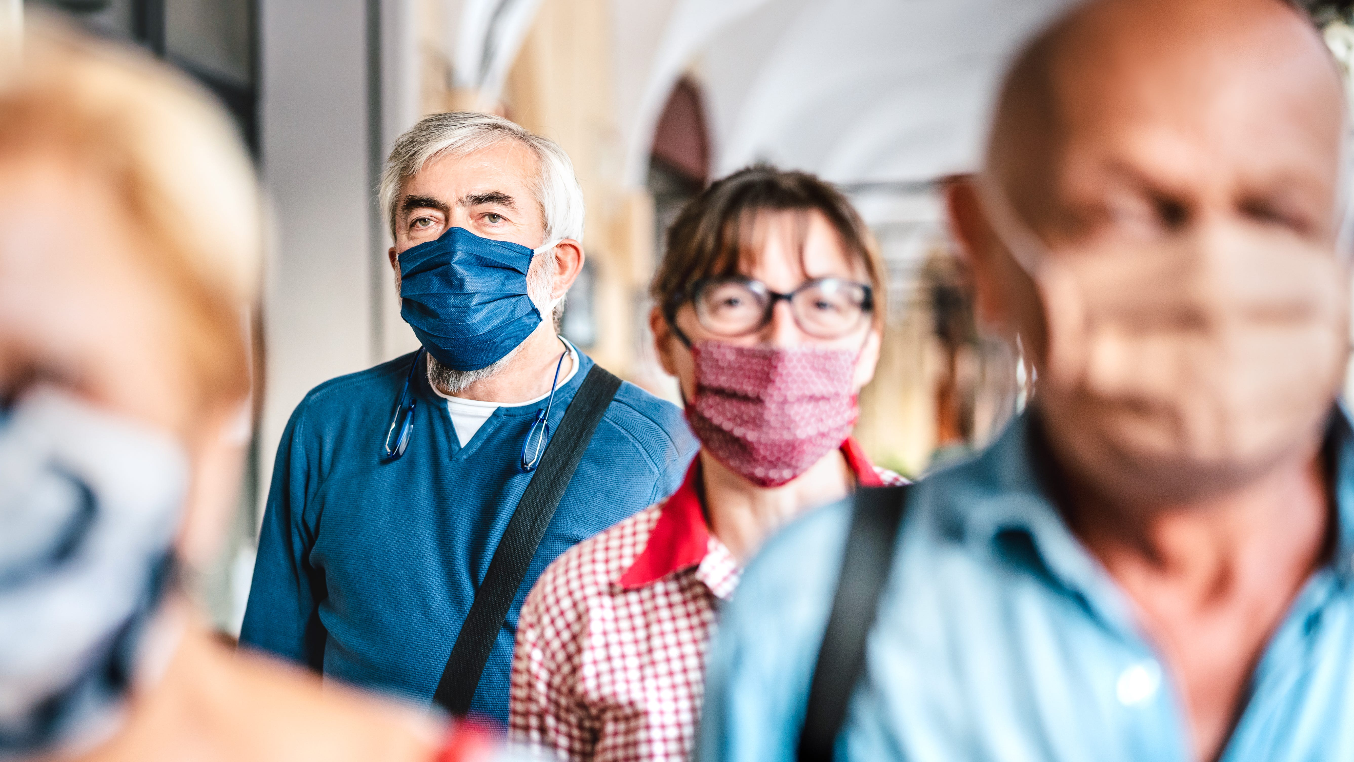 Montco says people should wear a mask indoors, vaccinated or not
