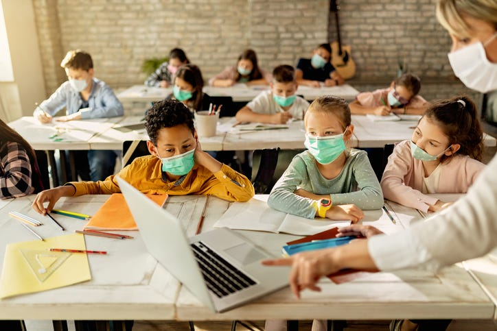 """Pandemic """"learning loss"""" could cost current students $100,000 over their lifetime"""