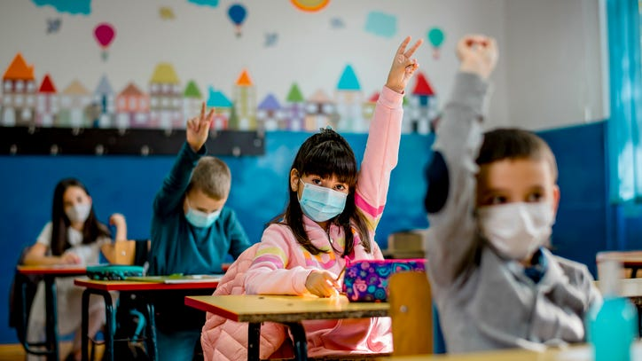 Michigan Health Dept. strongly recommends 'universal masking' in all schools this fall