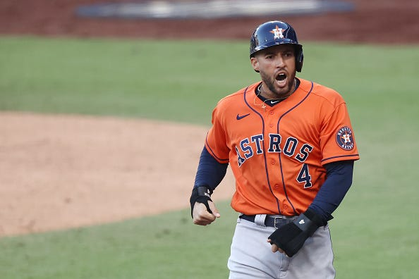 Phillies among George Springer's top 5 potential landing spots