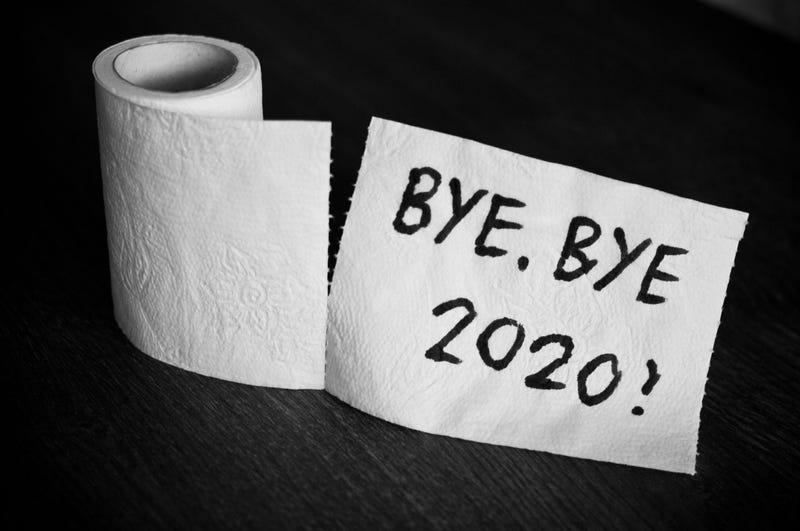 Toilet paper in 2020