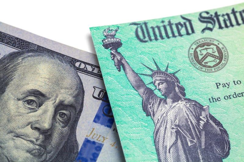 Government money stock photo.