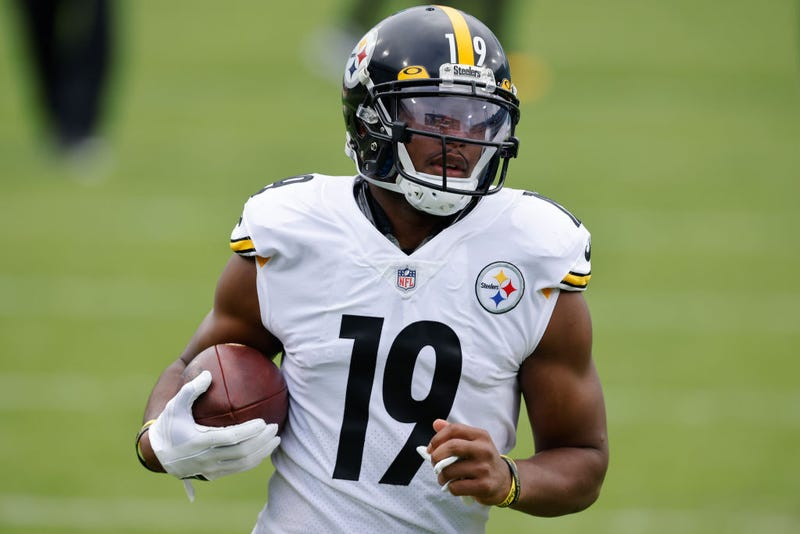 JuJu Smith-Schuster has said he wants to be a Steeler for life.