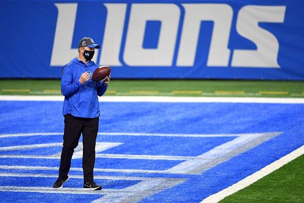 Jaguars hire former Lions interim head coach Darrell Bevell as offensive coordinator