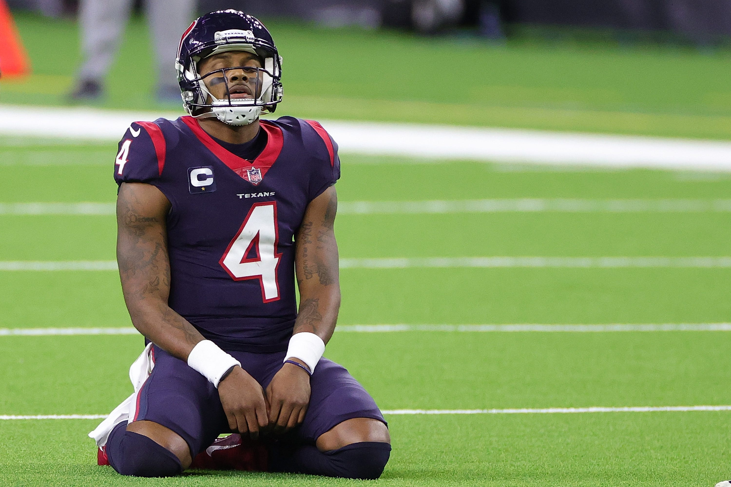 Here's how much money Deshaun Watson will lose if he sits out the season