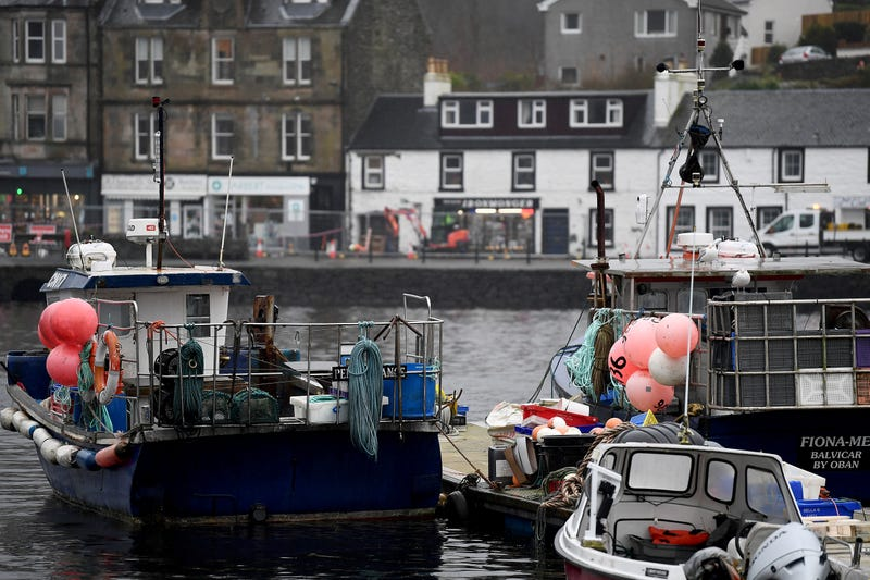 Effects of Brexit on Scottish fishing industry