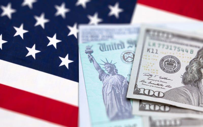 cheque de estímulo Estados Unidos