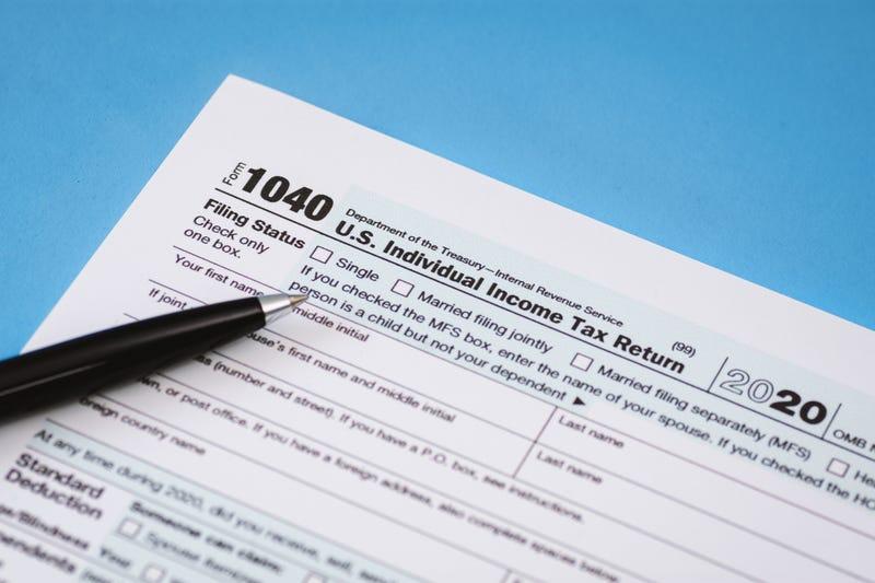 formulario de impuestos del 2020
