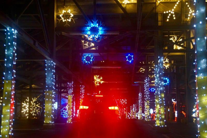 Drive through Holiday Lights