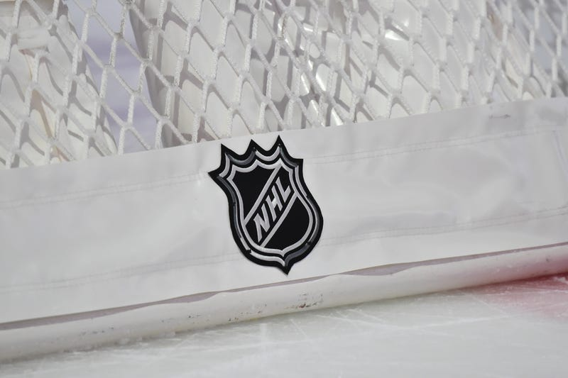NHL shield.