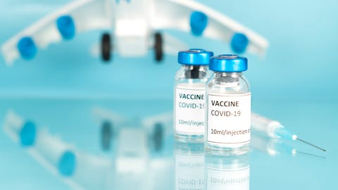 Vaccine Clinic at Matthew Gage Middle School in Riverside