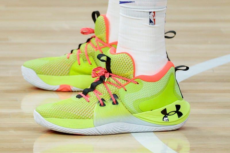 Joel Embiid's sneakers