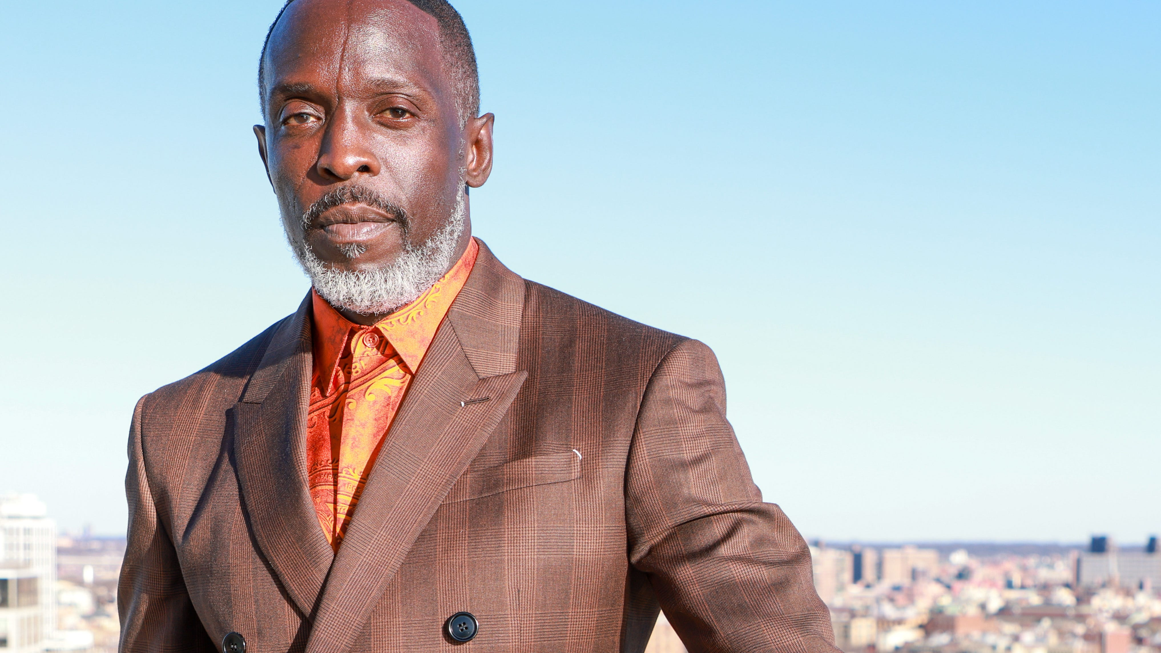 Michael K. Williams looked to collaborate with NYPD before his death: commissioner