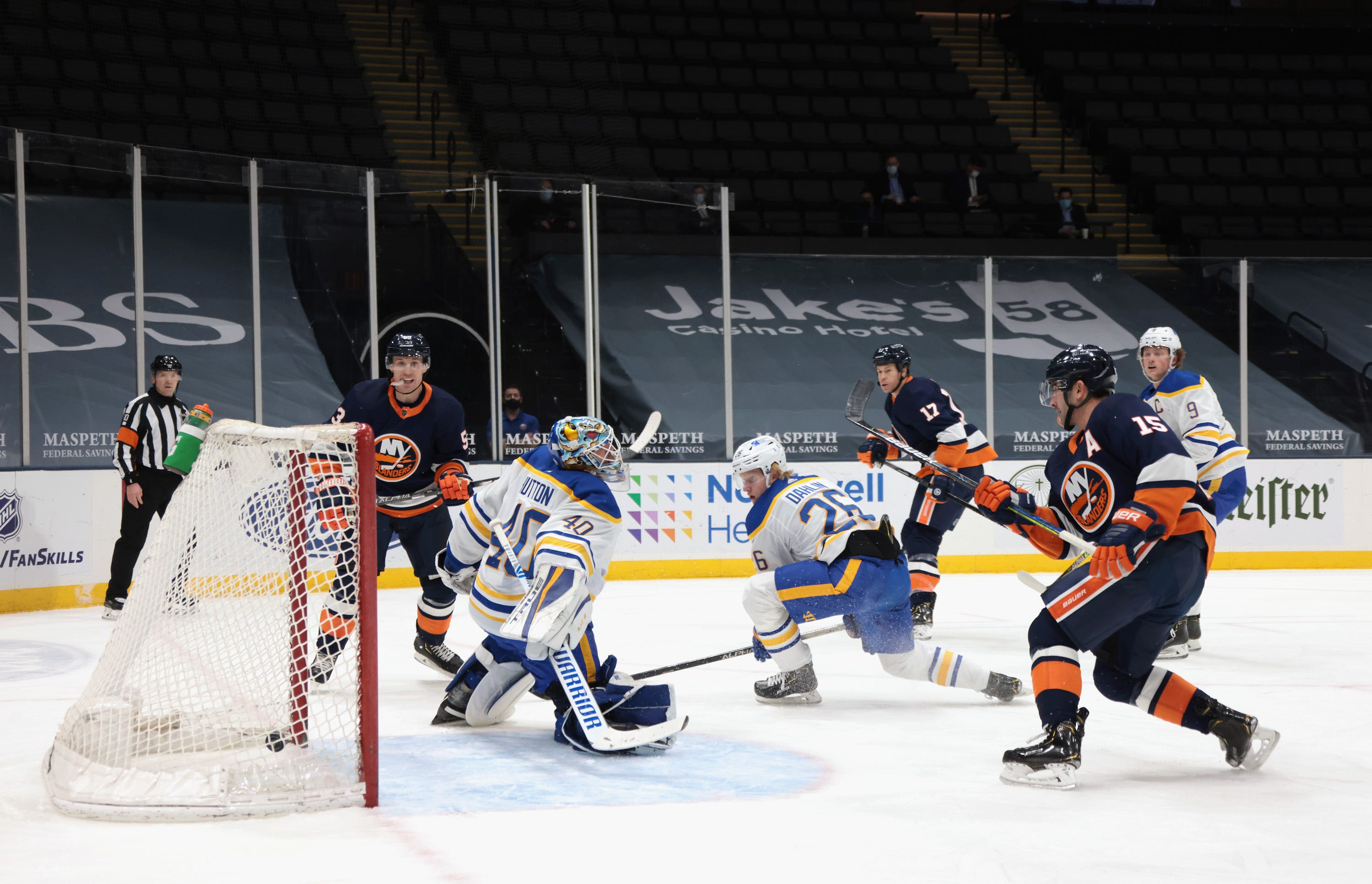 Sports Friedman: Sabres trying to determine their future in Buffalo