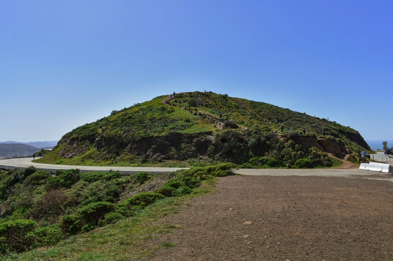 San Francisco's Twin Peaks will get some company on the Bay Area Ridge Trail by the end of the year.