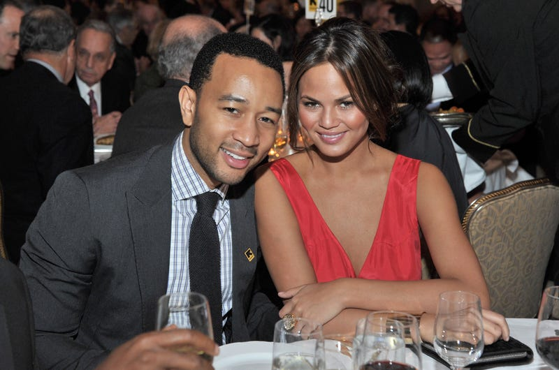 john legend and chrissy teigen in 2011