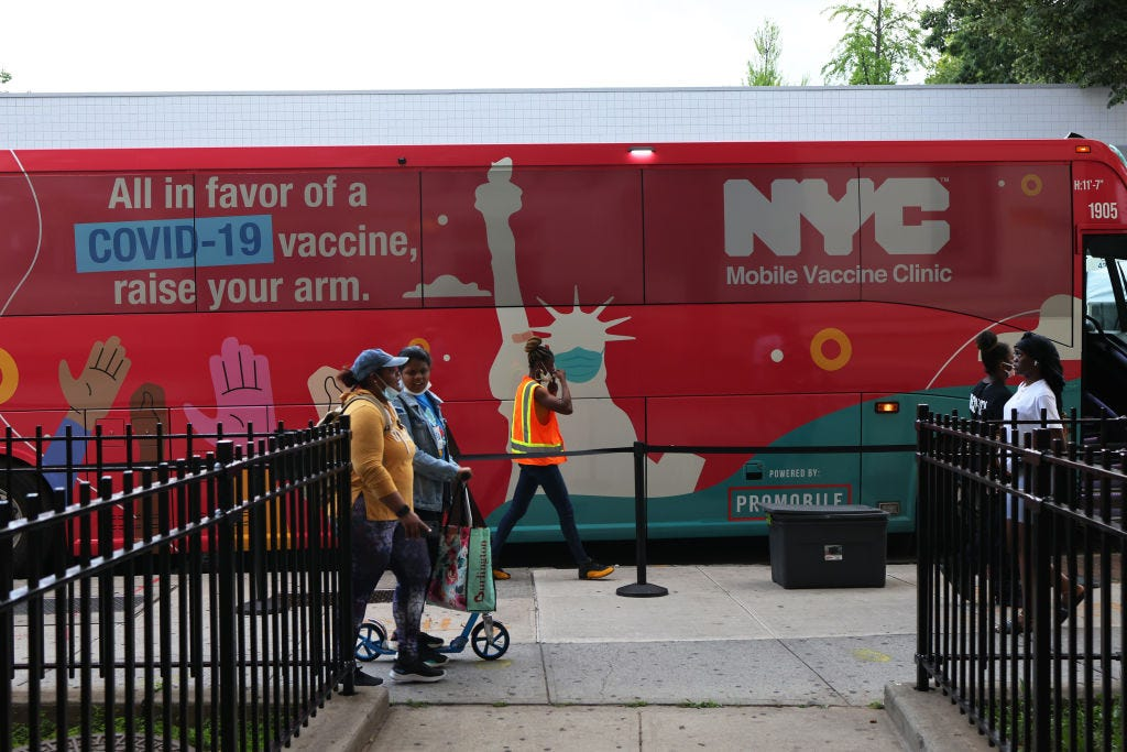 Doctor fears COVID variants will infect unvaccinated after NY drops most restrictions