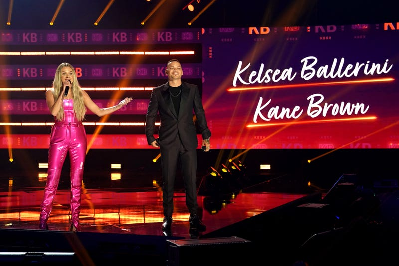 Kelsea Ballerini & Kane Brown