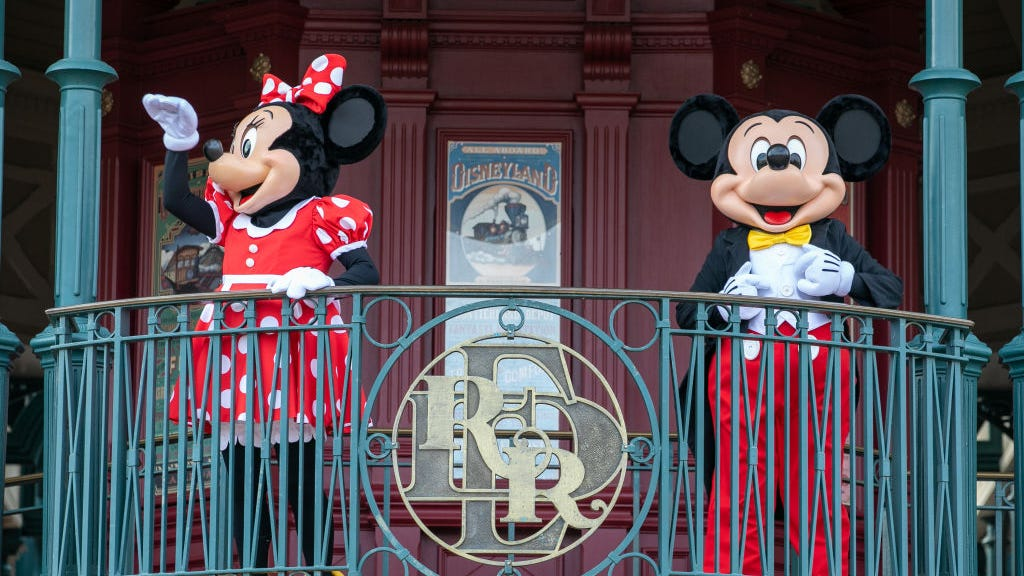 Disney removes gender references from park greetings: 'Good evening, dreamers of all ages'