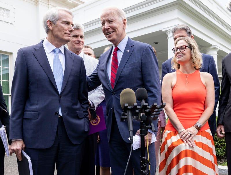 Joe Biden Bipartisan deal