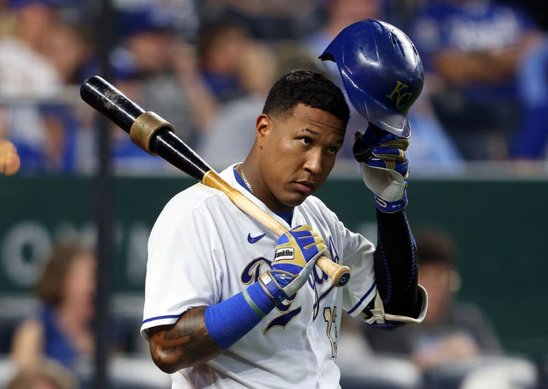 Kansas City's Salvador Perez is in the 2021 Home Run Derby