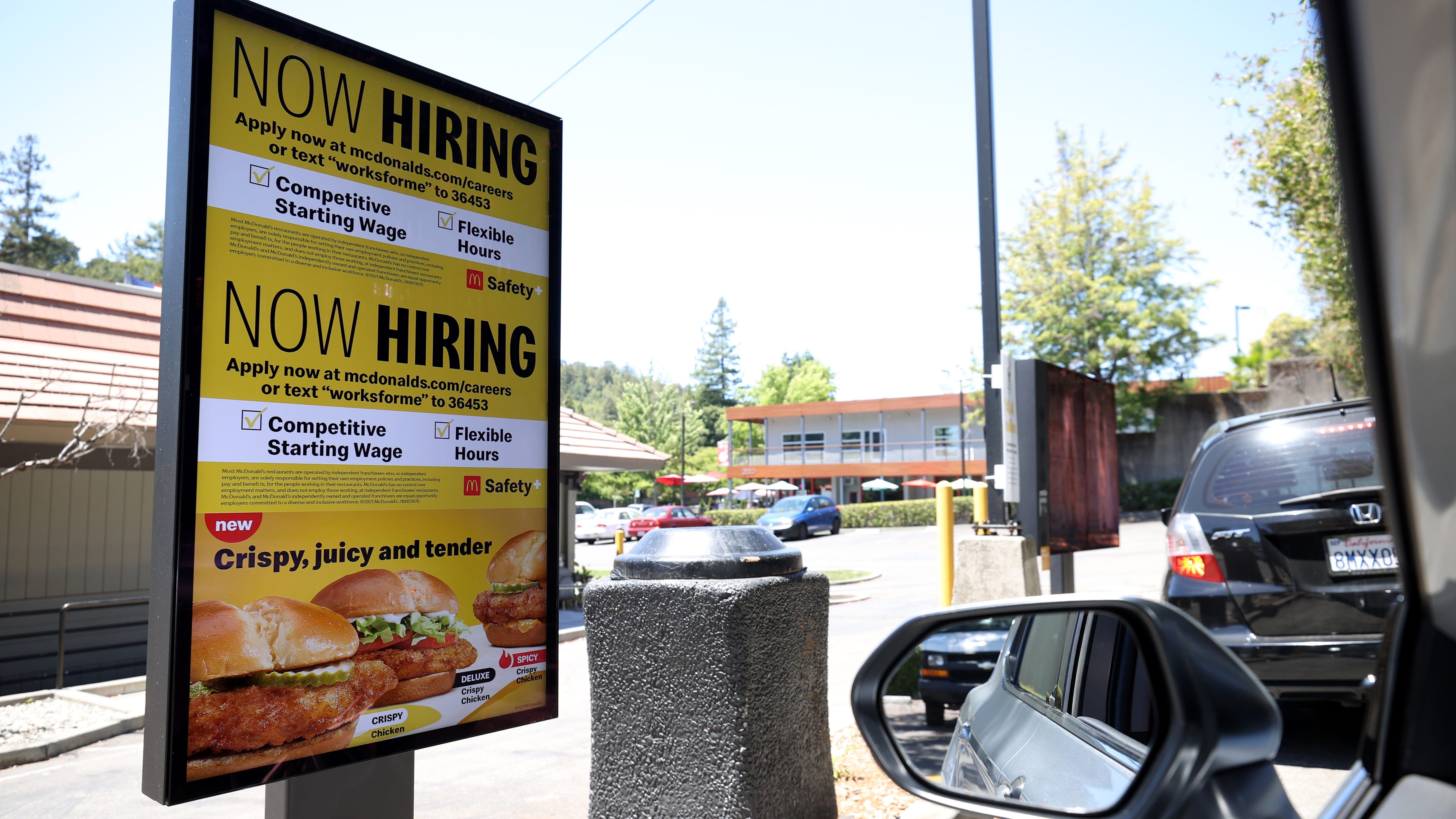 McDonald's and other companies now offering child care to lure workers