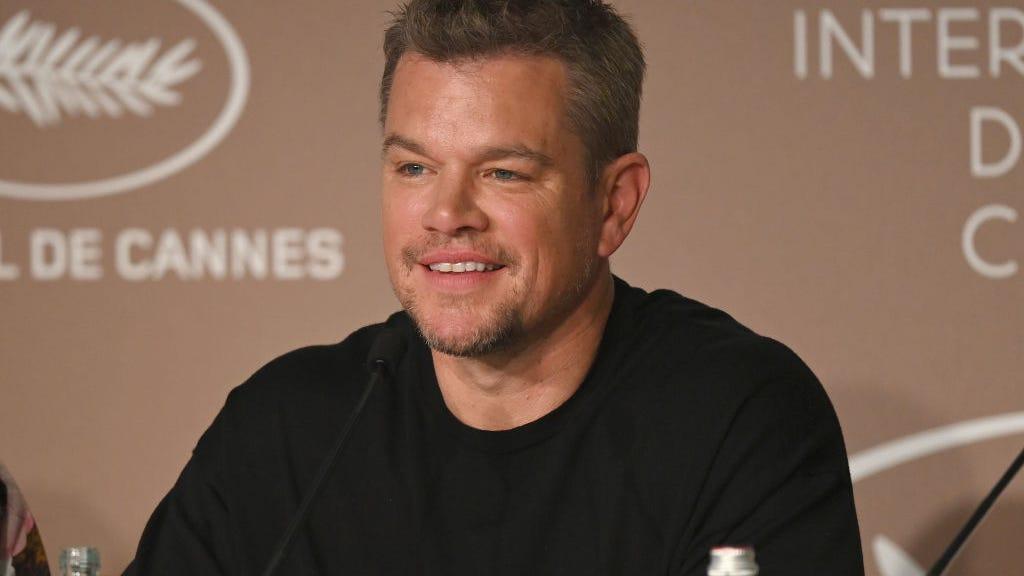 Matt Damon says it was 'eye-opening' to meet Trump supporters to prepare for 'Stillwater'