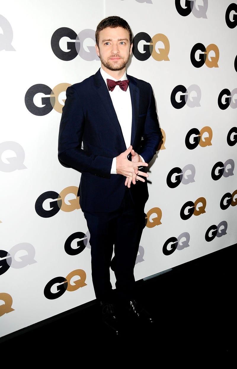 Justin Timberlake, GQ MAgazine, Philadelphia, Featured Artist, B101 Philly