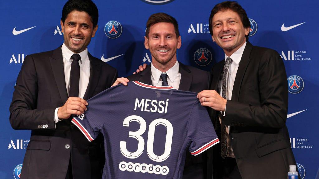 Messi, 'el mejor recurso' en el mercado para el PSG