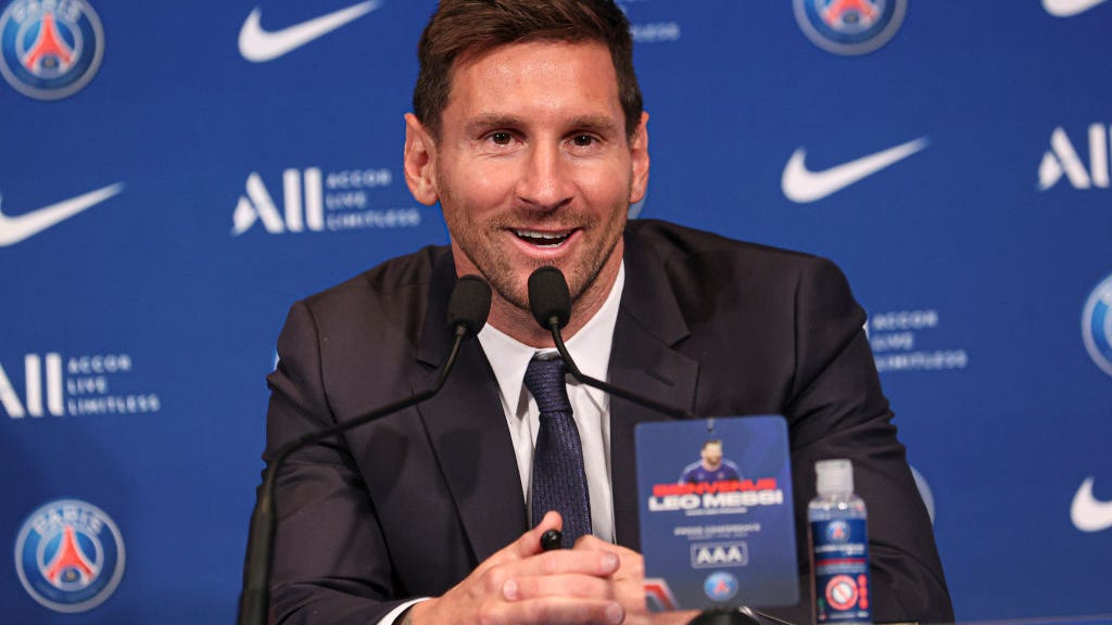 Lionel Messi encontró una acogedora vivienda donde residir en París