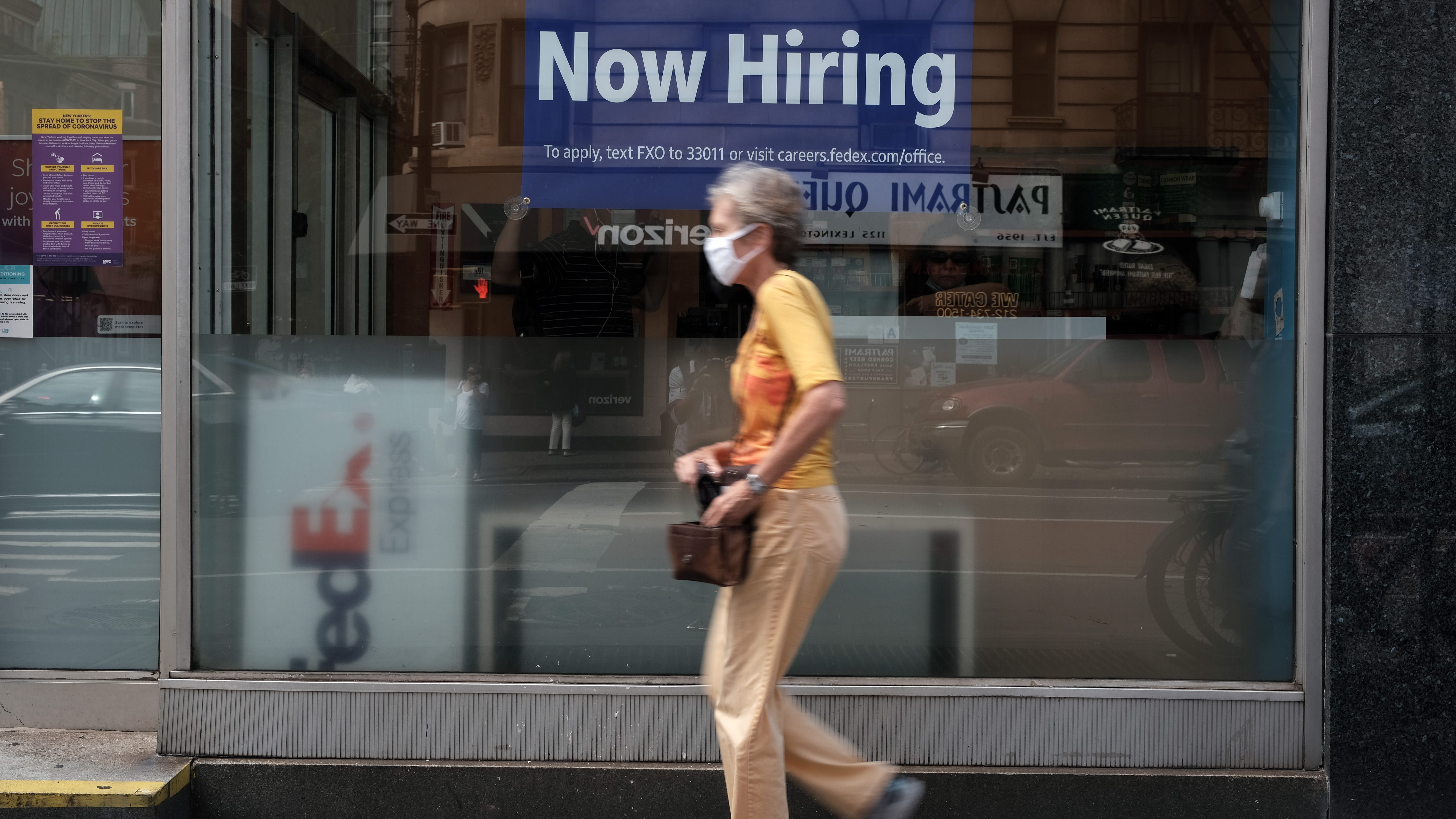 The 'Great Resignation' continues as 55% of US looks for new jobs