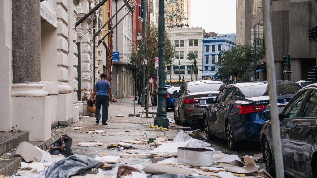 LA Insurance Comm: Filing a Hurricane Ida claim won't raise your rate