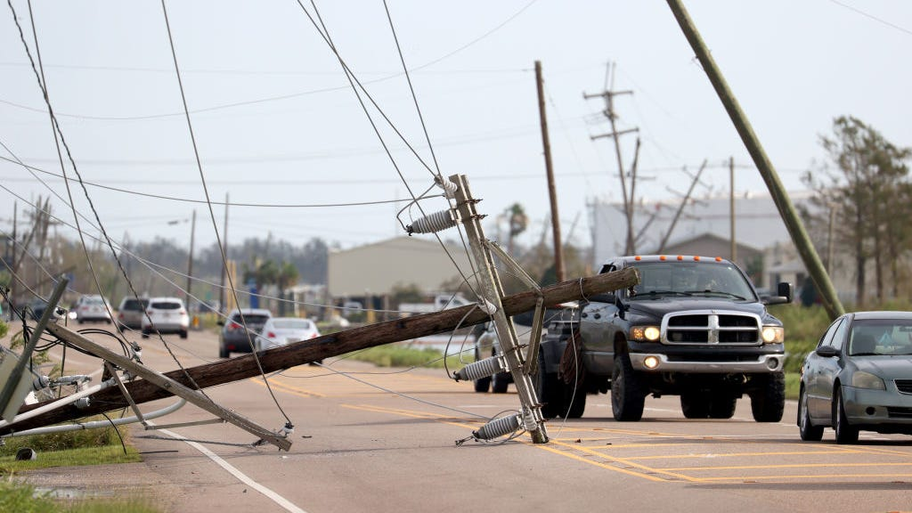 Restoring power, paying for it, still important 1 month post-Ida