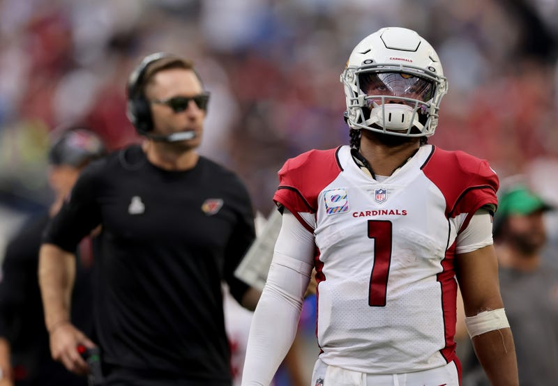 Cardinals QB Kyler Murray.