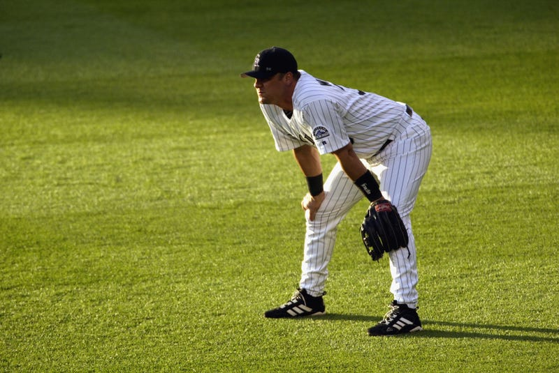 Larry Walker is on the Hall of Fame ballot for the final time.