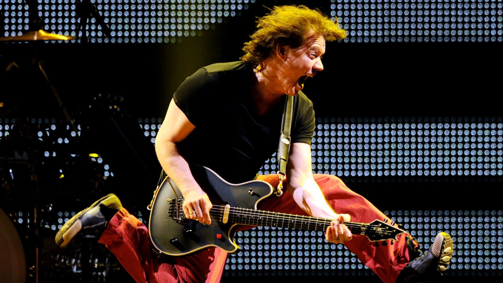 Top 5 Eddie Van Halen live guitar god moments