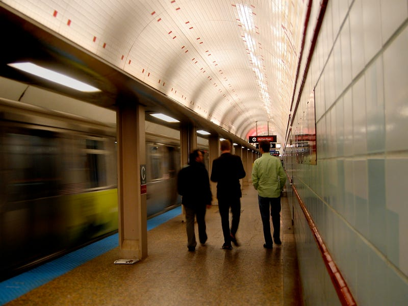 Chicago Red Line stop